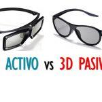 3d activo o 3d pasivo