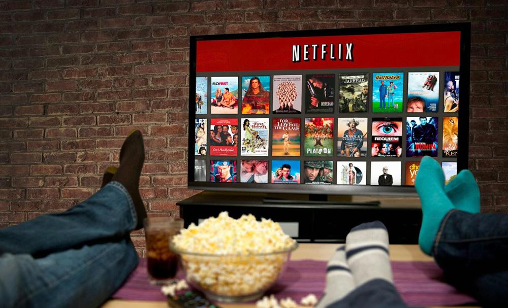 formas de ver Netflix
