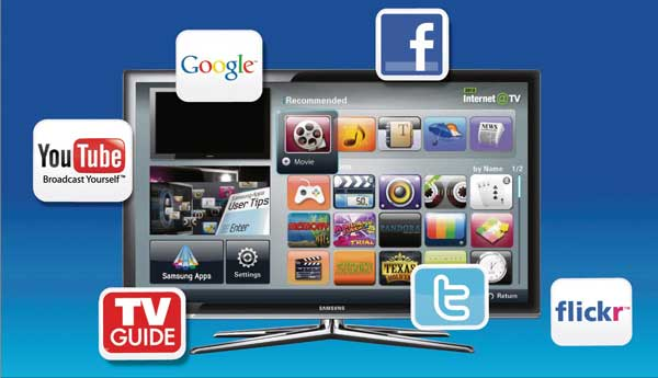 virus en el televisor