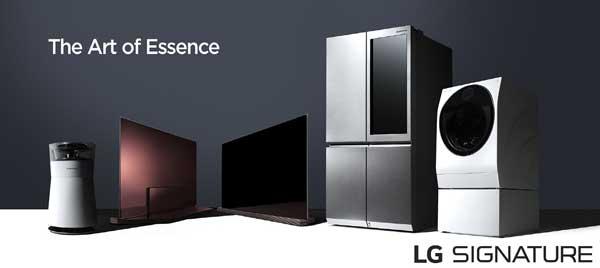 LG Signature TV
