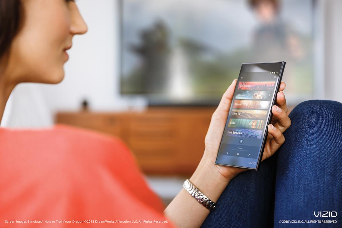 Vizio SmartCast Tablet Remote