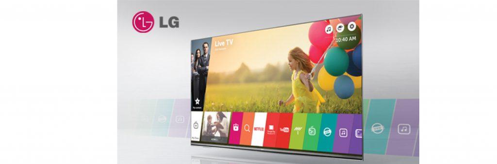 Televisor LG 43LH590V