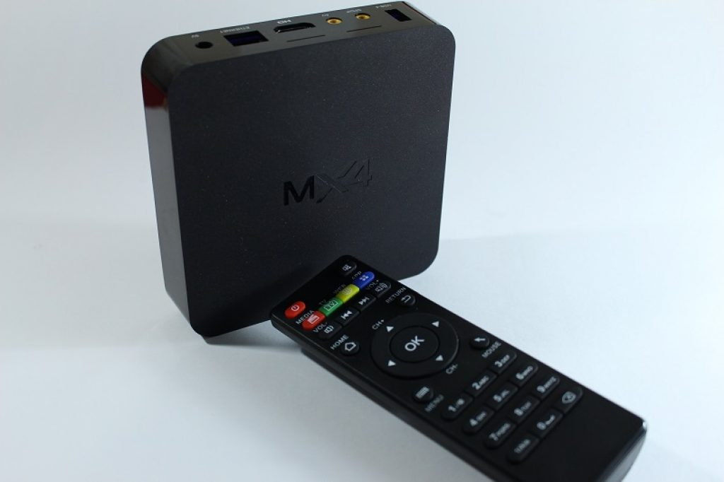MX4 TV Box