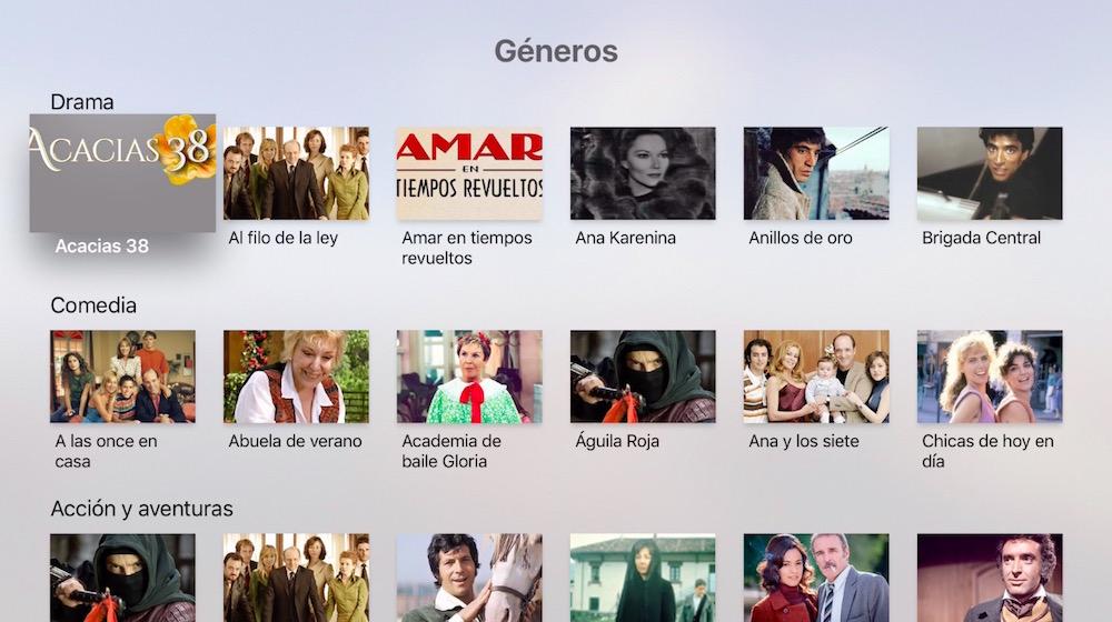 app de RTVE