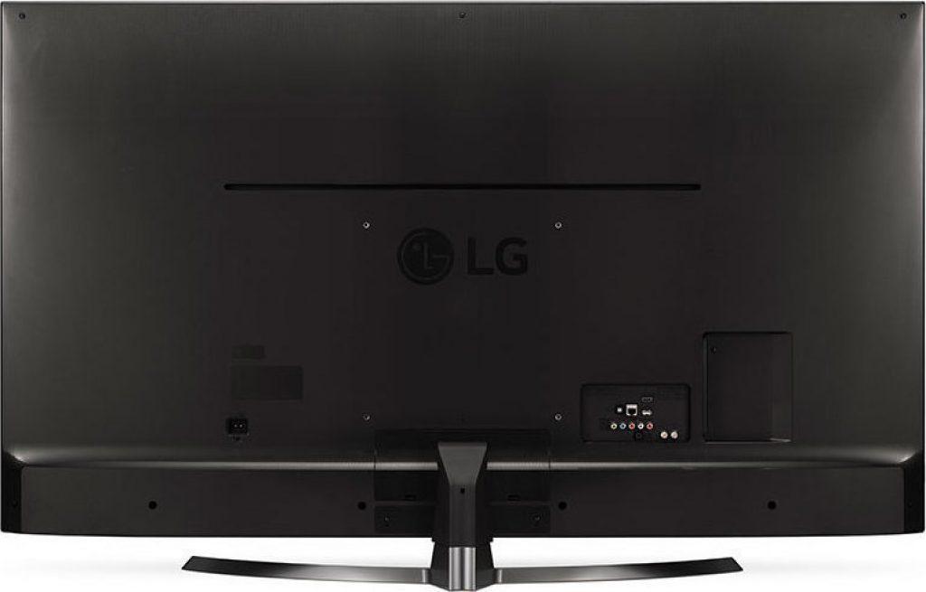 LG 55UH668V trasera