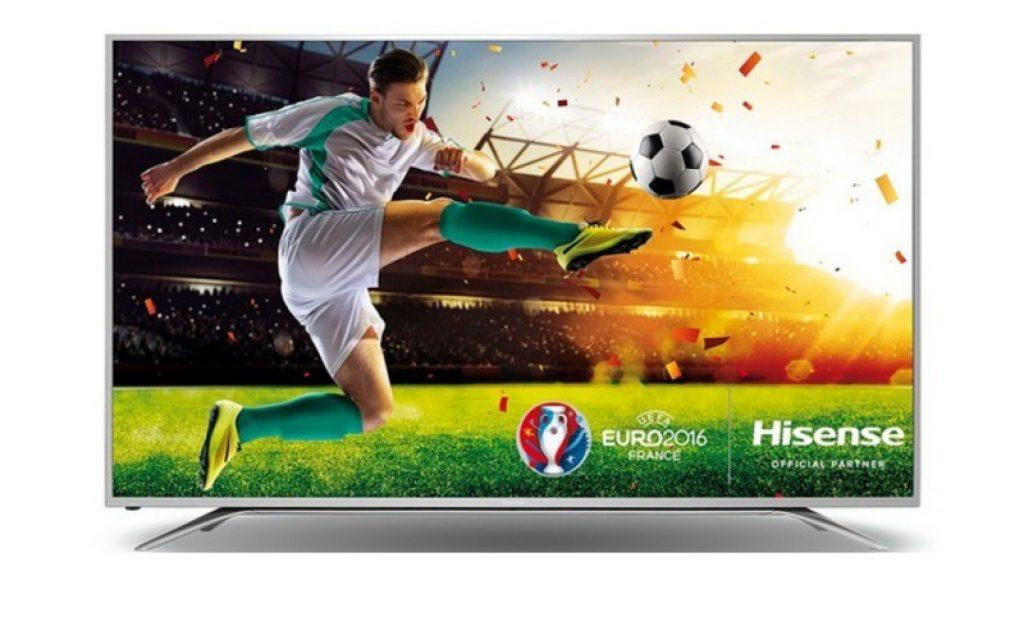 Hisense H55M7000 smart TV