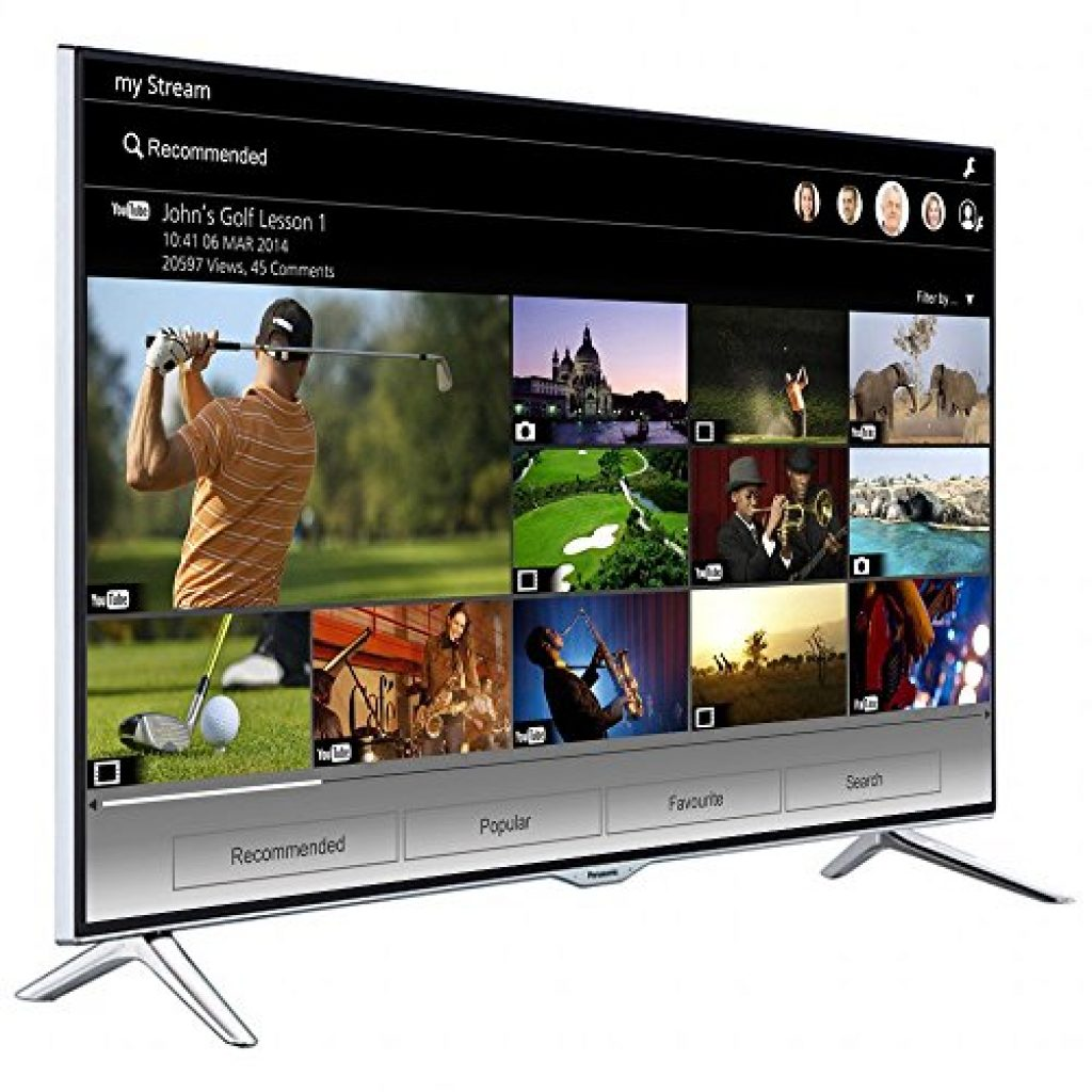 Panasonic TX-48C320E Smart TV