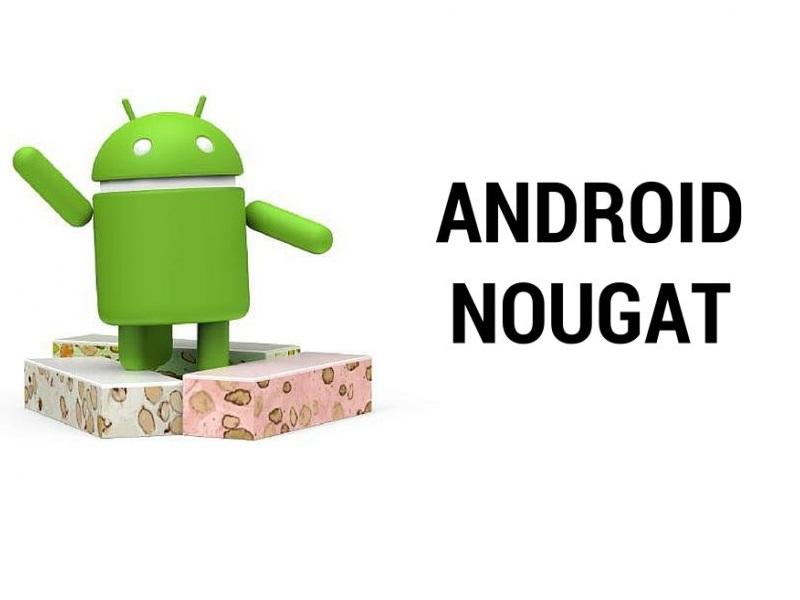 Nougat en Android TV