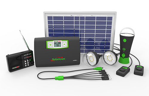 televisores solares
