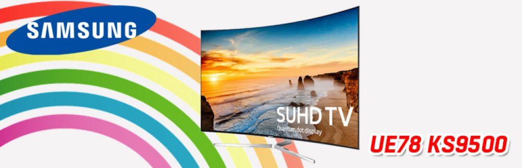 Samsung UE78KS9500 Ultra HD