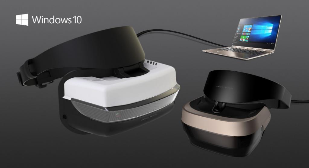 Gafas VR de Microsoft
