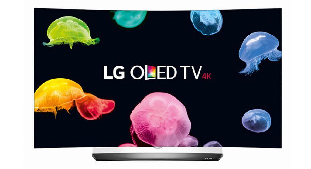 LG OLED55C6V 4K