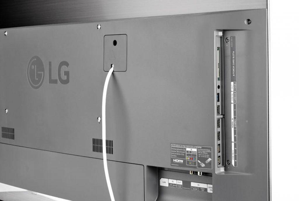LG OLED55C6V conectividad