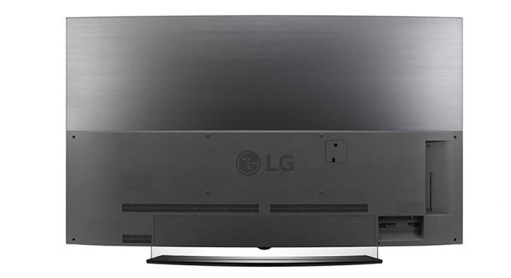 LG OLED55C6V trasera