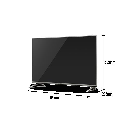 Panasonic TX-40DX700E diseño