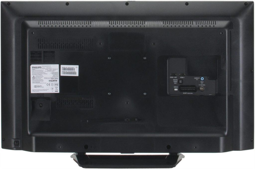 Philips 32PHH4100/88 trasera