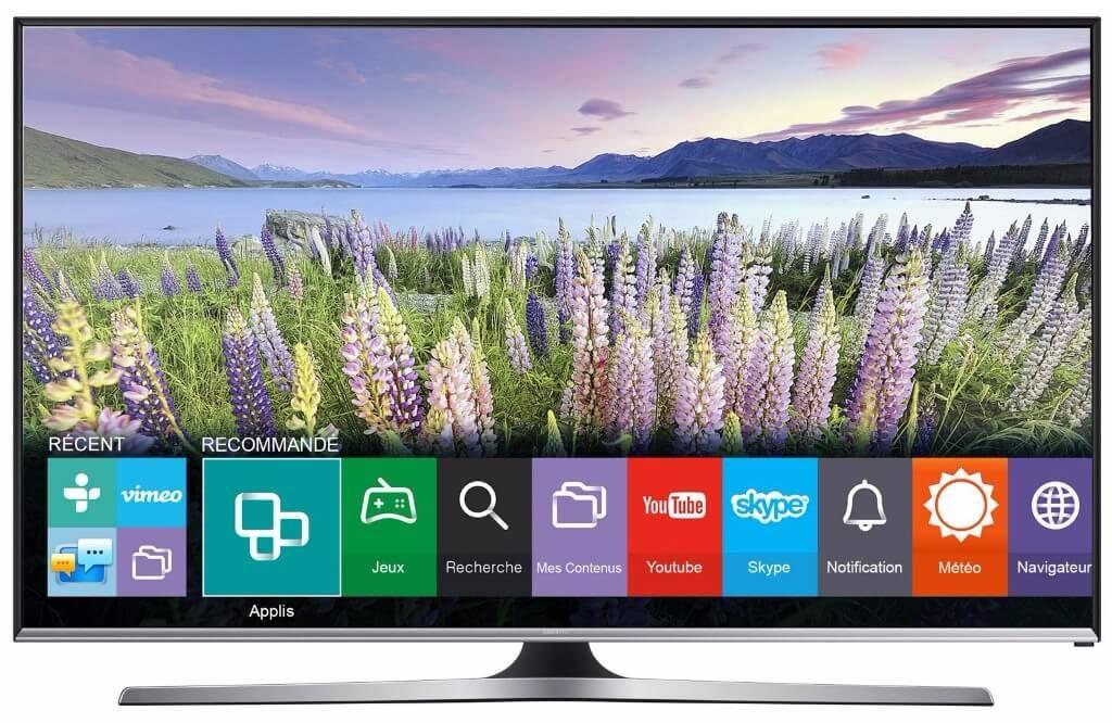 Samsung UE48J5500 smart tv