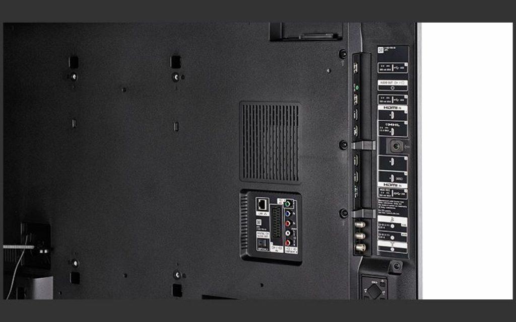 Sony KD-49X8005C conectividad