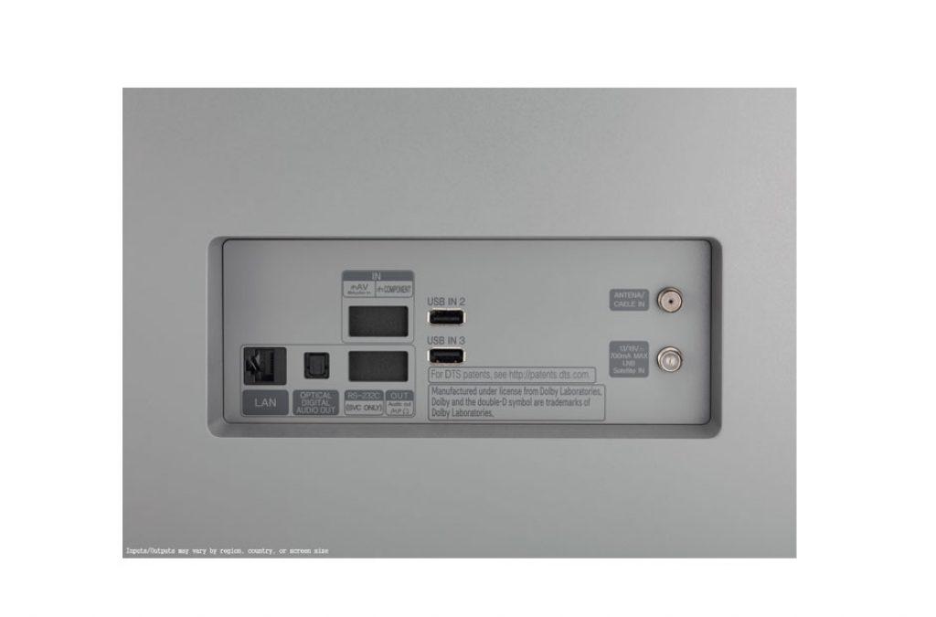 LG OLED65B6V conectividad