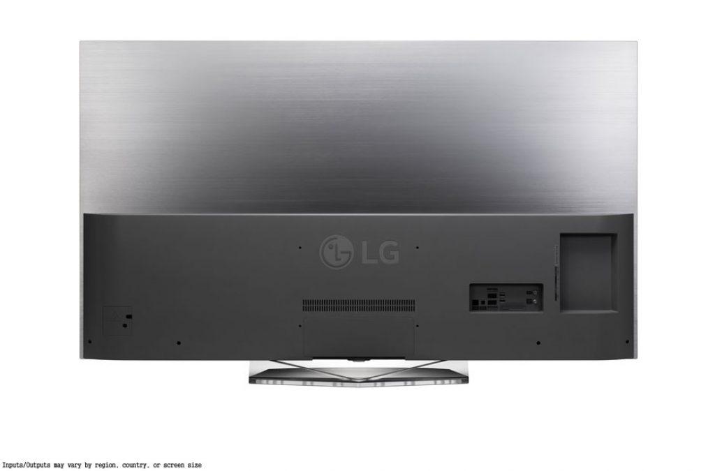 LG OLED65B6V trasera