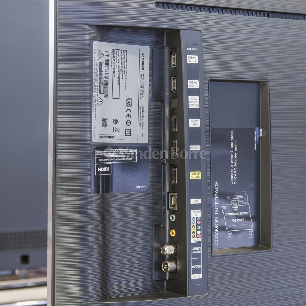 Samsung UE49KU6450 conectividad