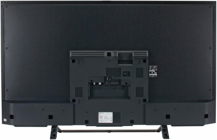 Sony KDL-49WD750 trasera