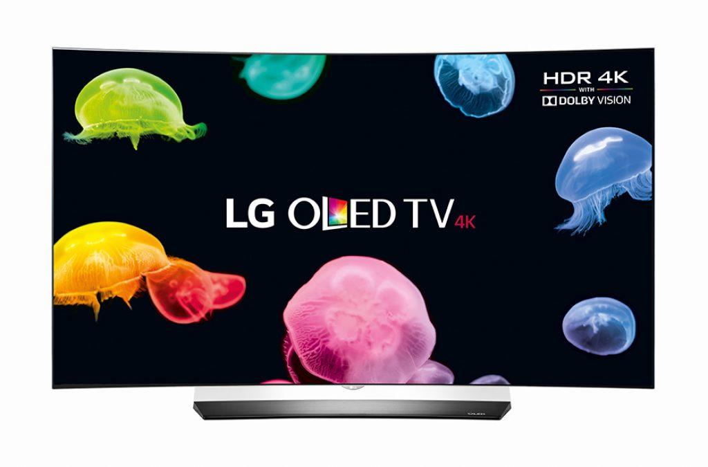 LG OLED65C6V imagen