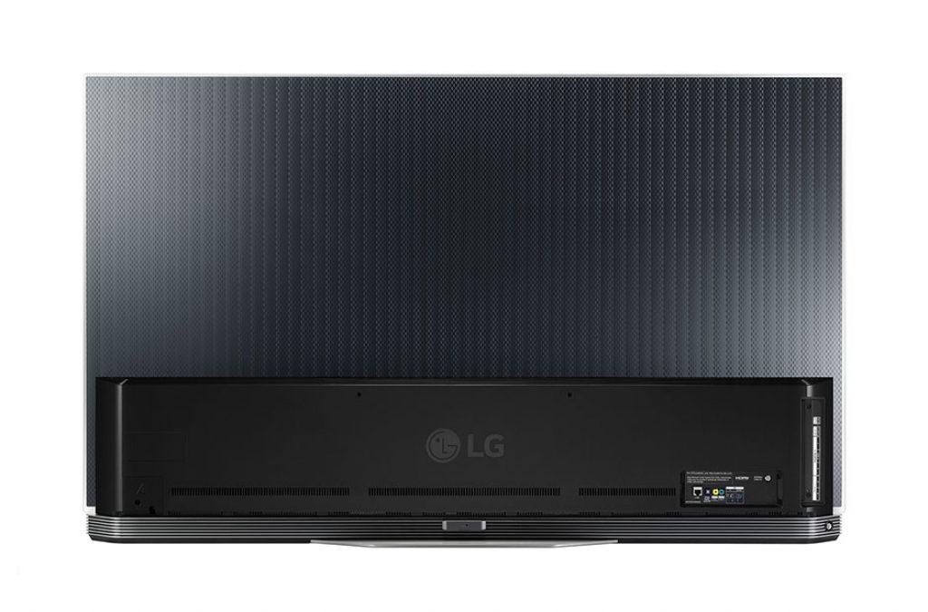 LG OLED65E6V trasera