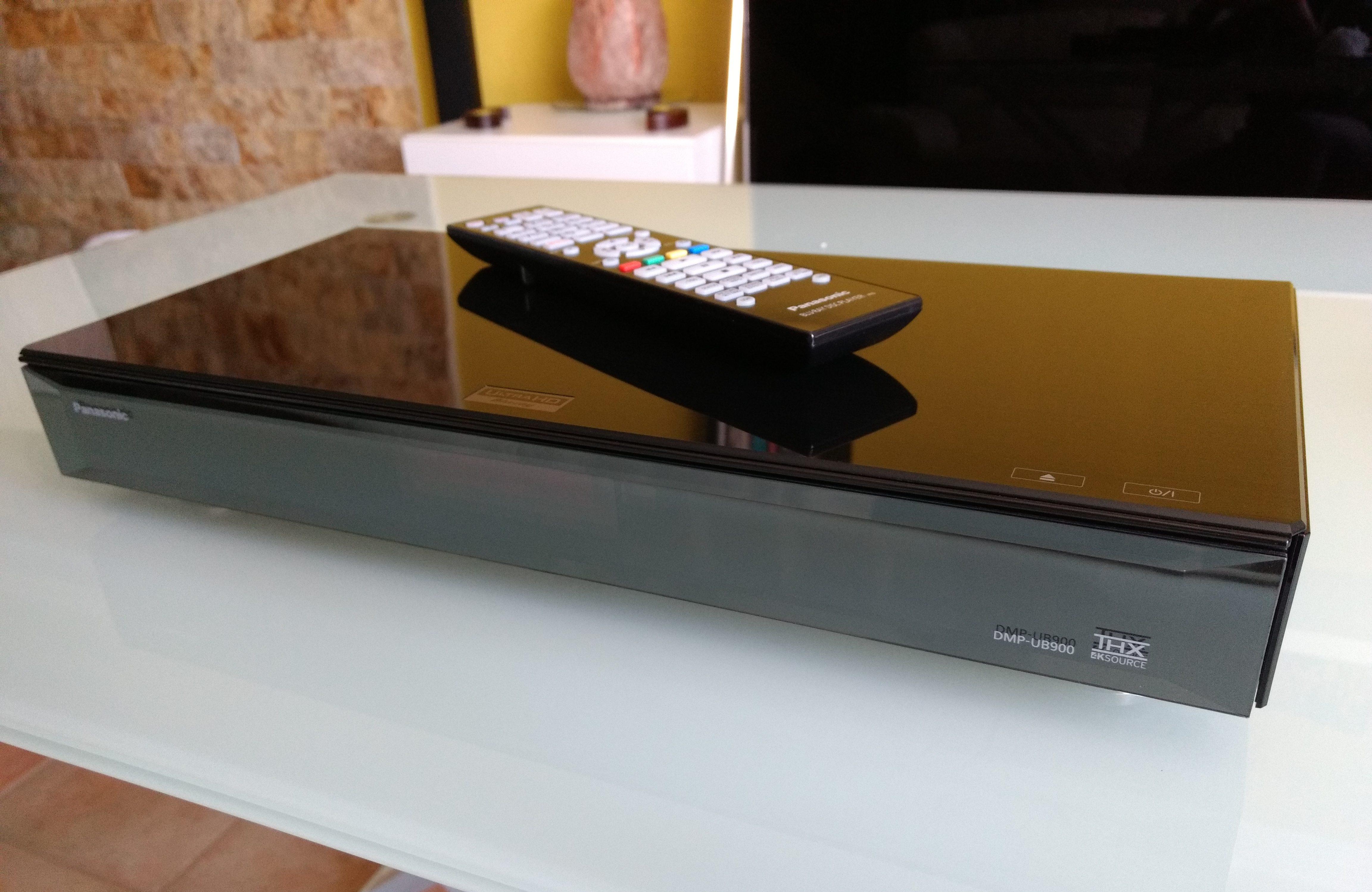 Panasonic DMP-UB900EGK