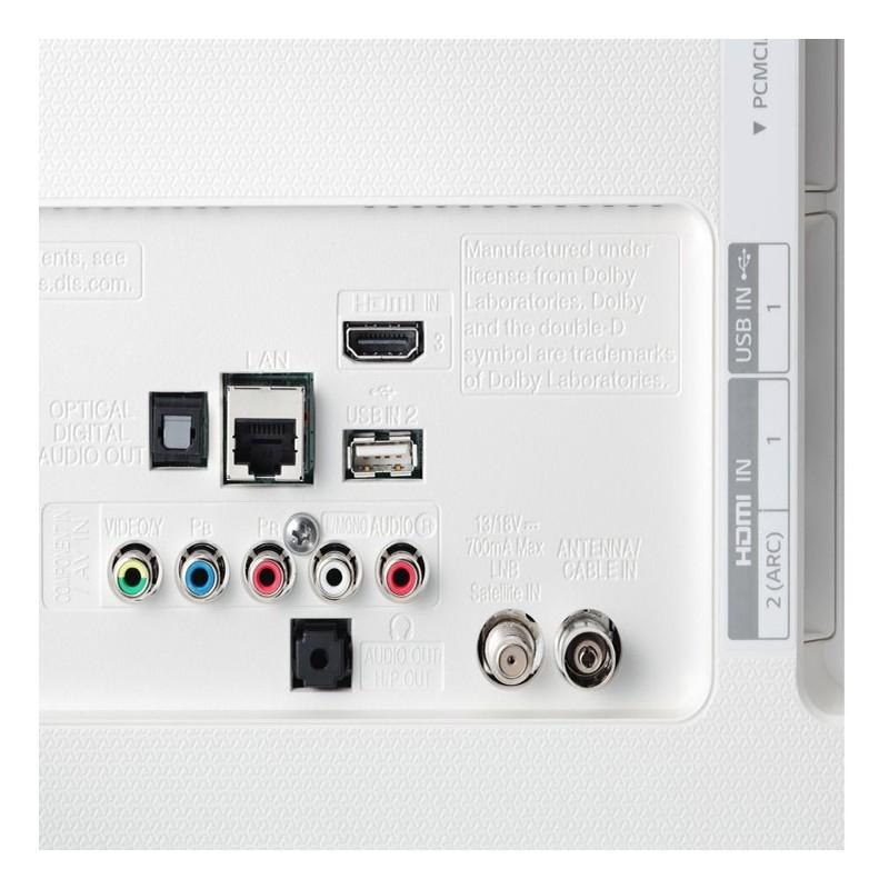 LG 49UH750V conexiones