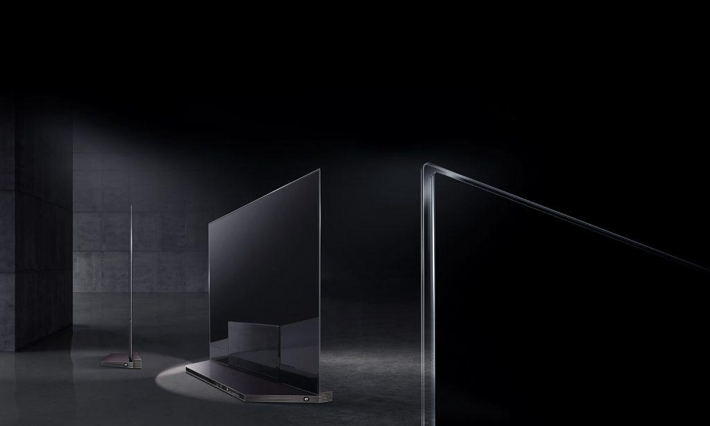 LG OLED65G6V diseño
