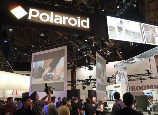 Polaroid con Chromecast integrado