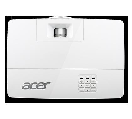 Acer P1185 es un proyector clásico