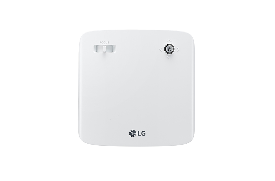 LG PH150G permite ajustar su enfoque