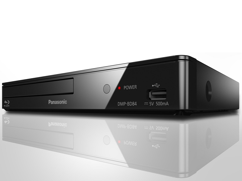 Panasonic-Blu-ray-Player
