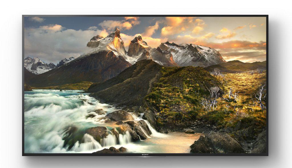 Calidad de imagen de la Sony KD-65ZD9