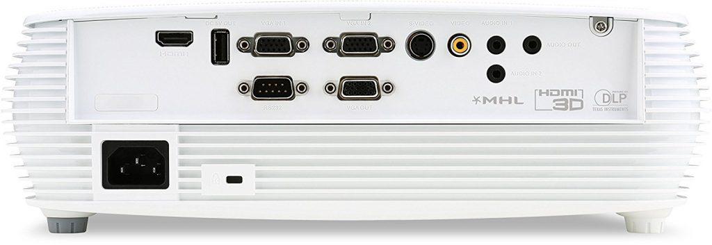 Acer Essential A1300W, conectividad