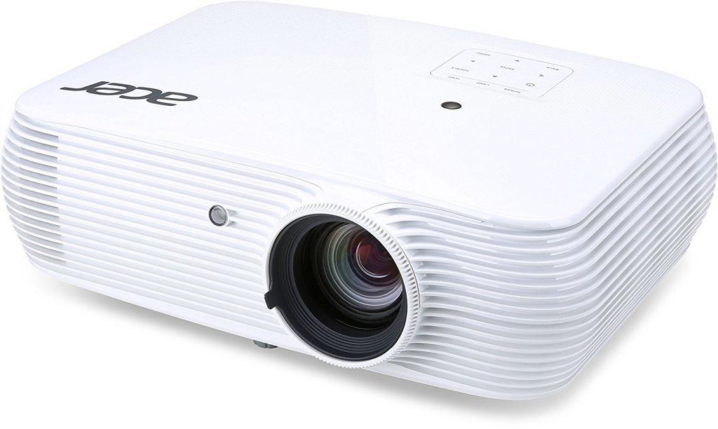 Acer Essential A1300W, relación de aspecto