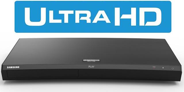Blu-ray UHD M9500
