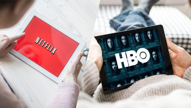 Netflix vs HBO