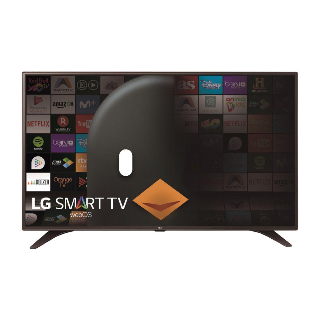 LG 32LJ610V. Una pequeña gran pantalla en FullHD.