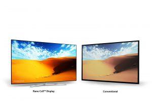 La imagen del televisor está tratada con múltiples tecnologías de mejora