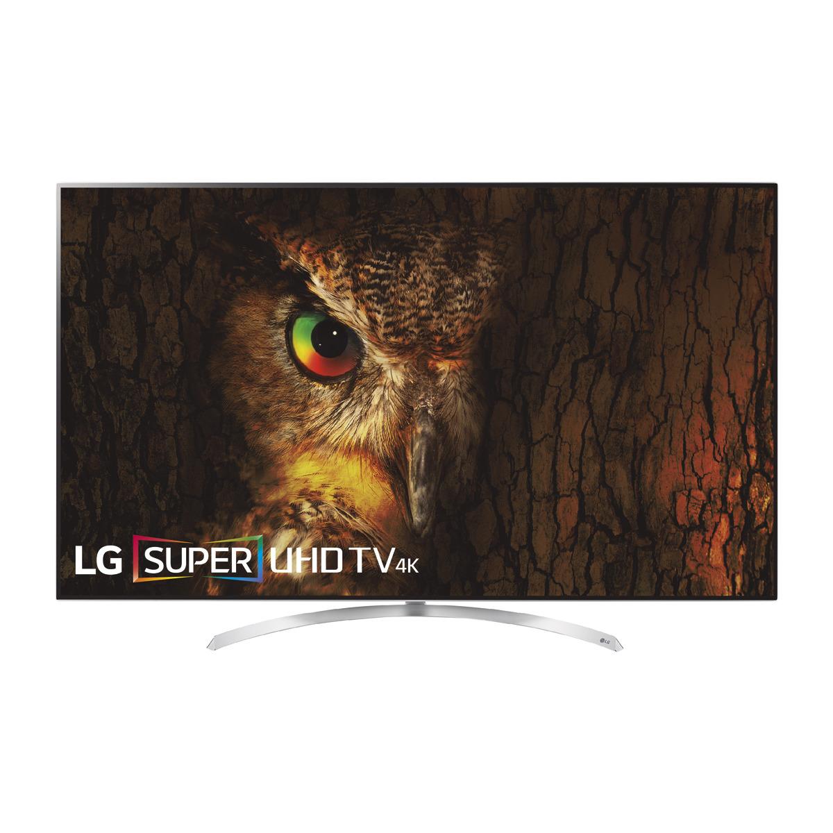 LG 65SJ950V es la nueva televisión de gama alta de la marca