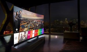 El SmartTV webOS ha sido premiado como el mejor de Europa