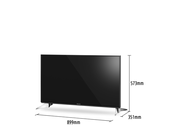 Panasonic TX-40EX600 diseño