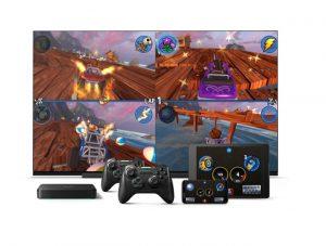 SONY KD-55XE8096 cuenta con Android TV, ideal para los más jugones