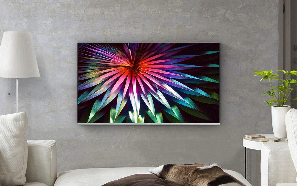 Samsung UE55MU7005. Excelente calidad de imagen UHD.