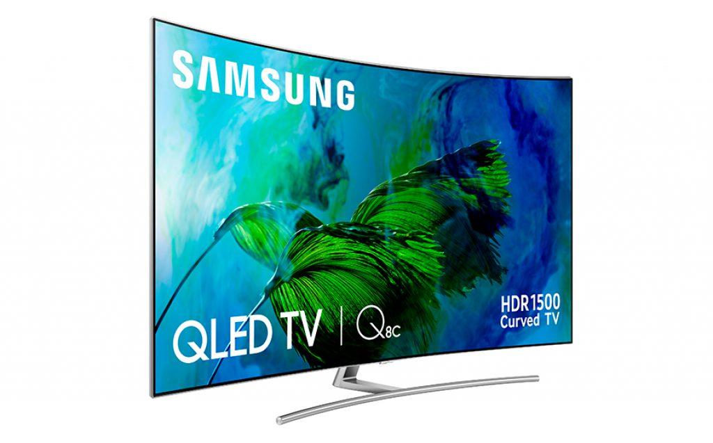 Samsung QE55Q8C hdr