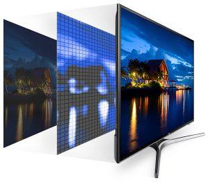 Samsung UE40MU6105 es un gama media con resolución 4K al mejor precio