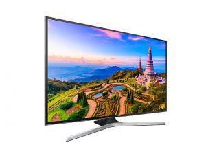 El diseño del televisor es sencillo para poder invertir en otras calidades